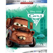 Cars 2 (Blu-ray + DVD + Digital Copy)