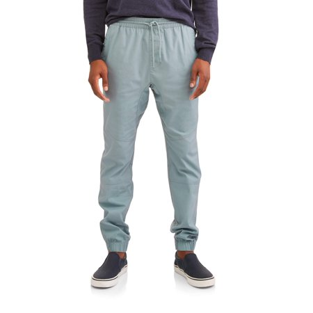 Men's Canvas Jogger Pants
