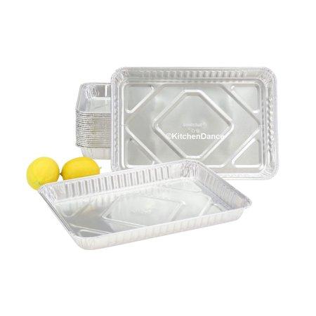 Disposable Quarter-size Foil Sheet Cake Pan - #1200NL](Halloween Cake Tins)