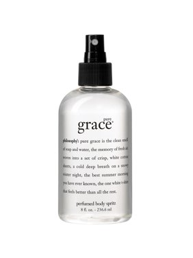 Philosophy Pure Grace Unisex Body Spray, 8 Oz