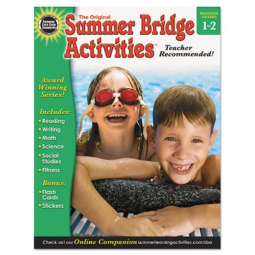Carson-dellosa Ages 6-8 Summer Bridge Activities Workbook Activity Printed Book - English - 160 Pages (904157)