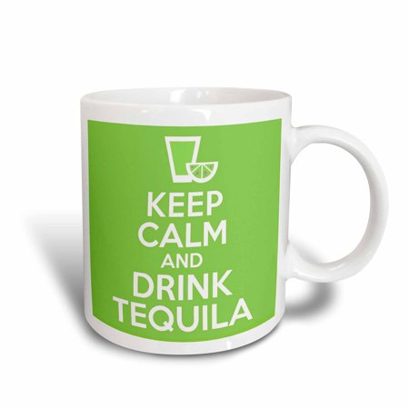 3dRose Keep calm and drink tequila. - Ceramic Mug, - Halloween Themed Tequila Drinks