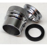 30168LF Dishwasher Faucet Adapter Aerator Dual Thread Snap Fitting EZ Flo