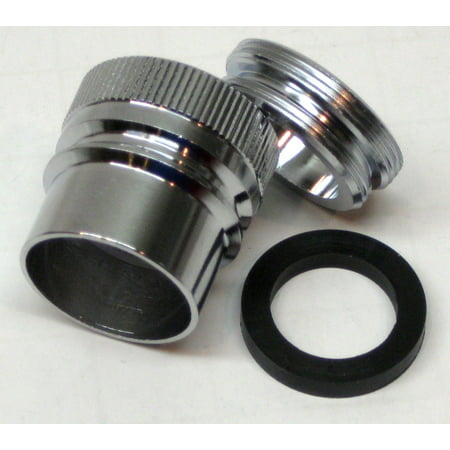 30168LF Dishwasher Faucet Adapter Aerator Dual Thread Snap Fitting EZ Flo (Outdoor Faucet Aerator)