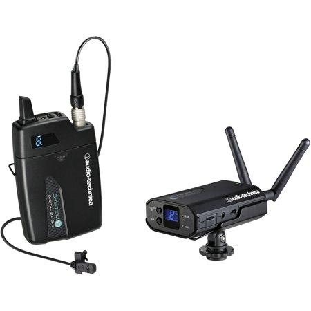Audio-Technica ATW1701 System10 UniPak Camera Mount Digital Wireless