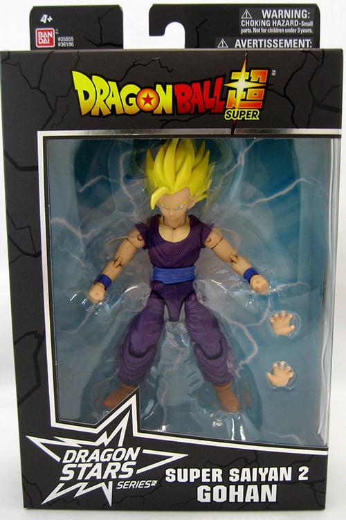 Dragon Stars Series 11 action figure Dragon Ball Super Super Saiyan 2 Gohan