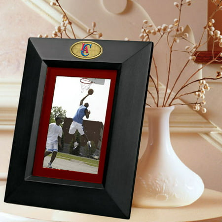 Los Angeles Clippers BLACK Portrait Picture Frame by