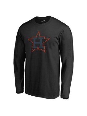 212bc245562 Product Image Houston Astros Taylor Long Sleeve T-Shirt - Black. Fanatics  Branded