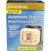 Good Sense Automatic Digital Blood Pressure Monitor Wrist, Case of 12