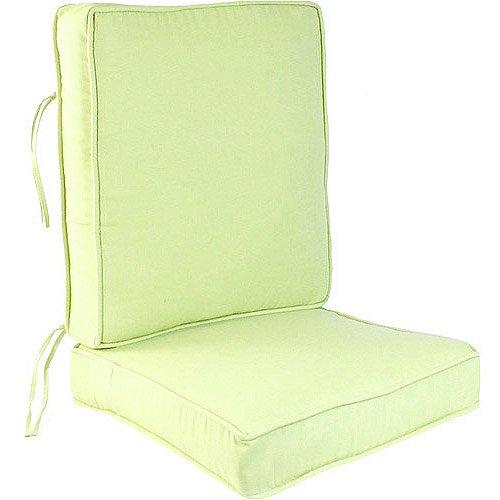 Jordan Manufacturing Outdoor Deep Seating Cushion, Multiple Colors