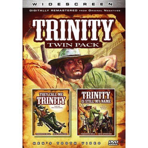 Trinity Twin Pack: They Call Me Trinity / Trinity Is Still My Name
