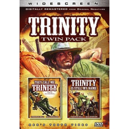 Trinity Twin Pack  They Call Me Trinity   Trinity Is Still My Name