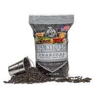 Pit Boss All Natural Barbecue Hardwood Charcoal Pellets, 20 Lb.