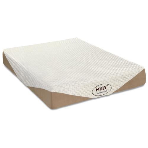Mlily Harmony 10-inch King-size Gel Memory Foam Mattress ...