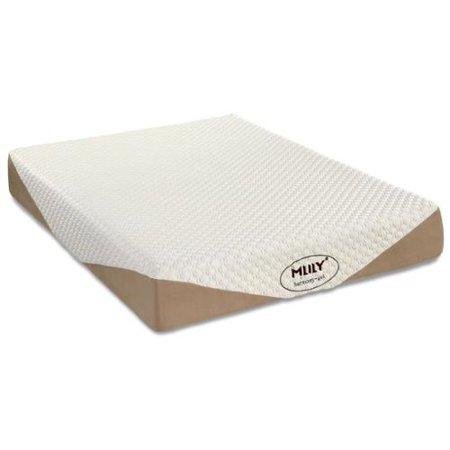 mlily harmony 10 inch king size gel memory foam mattress. Black Bedroom Furniture Sets. Home Design Ideas