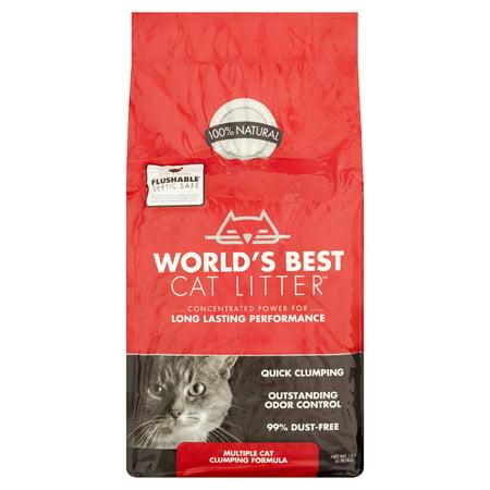 World S Best Cat Litter Walmart