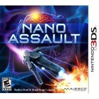 Majesco Games 01741 Nano Assault 3ds