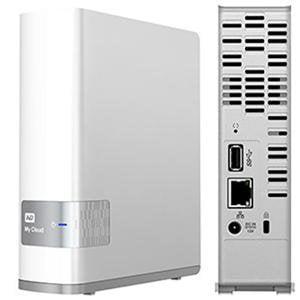 WD Retail - 3TB My Cloud Personal NAS (White Cloud Electronic Cigarette)
