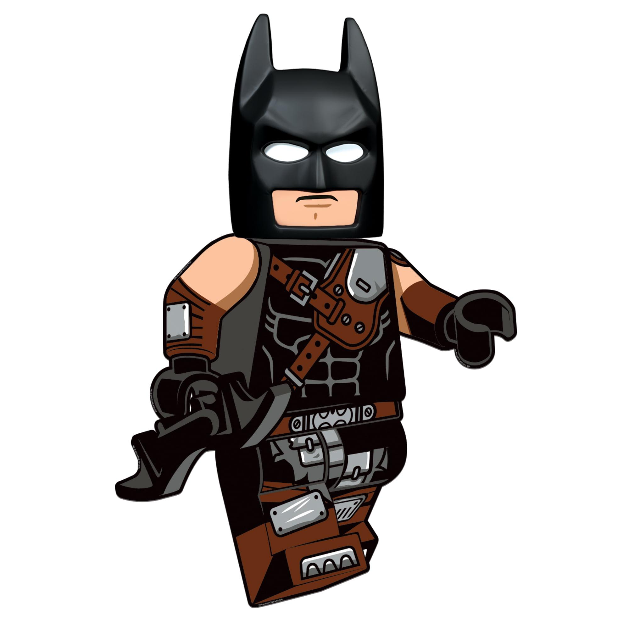 The LEGO Movie 2 Nite Lite, Batman Mask - Walmart.com ...