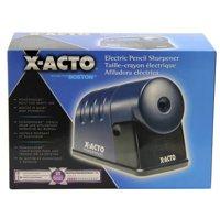X-Acto Heavy-Duty Commercial Grade Electric Pencil Sharpener Blue