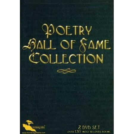Poetry Hall Of Fame Collection (DVD) - Halloween's Hall Of Fame