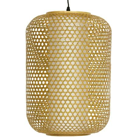 Bamboo Screen Lantern (20