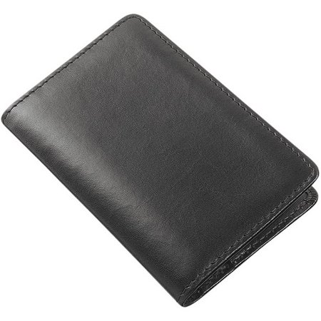 Mini Card Case - Royce Leather Mini ID Busines Card Case in Genuine Leather