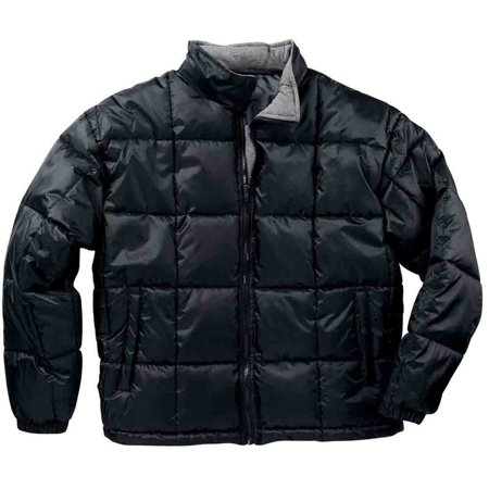 River's End Mens Quilted Jacket  (Mens Quilted Coat)