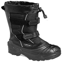 Baffin Inc Eiger Youth Boots Black/Orange Size 12 Black | Orange