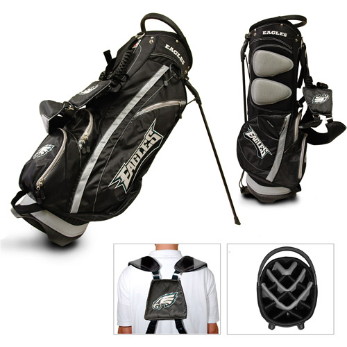Team Golf NFL Philadelphia Eagles Fairway Golf Stand Bag