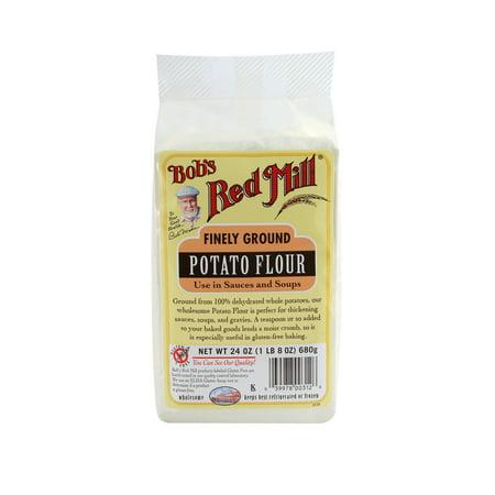 (Bobs Red Mill Potato Flour, 24 Oz)