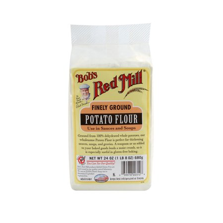 ((2 Pack) Bobs Red Mill Potato Flour, 24 Oz)