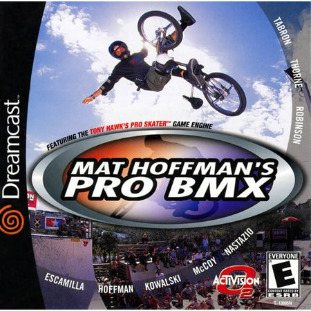 Image of Mat Hoffman's Pro BMX Dreamcast