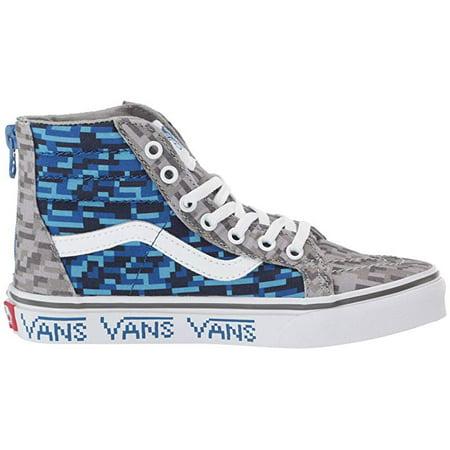Vans Kids SK8-Hi Zip Skate Sneakers