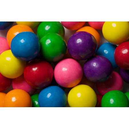Gum Balls (Dubble Bubble ASSORTED 1