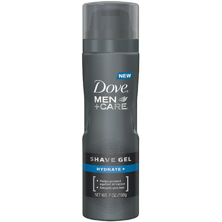 Dove Men+Care Shave Gel, Hydrate 7 oz (Pack of 3)