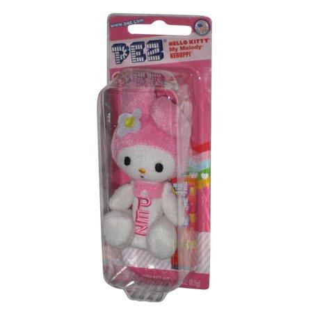Hello Kitty My Melody Keroppi PEZ Rabbit Bunny Toy Candy Dispenser ()