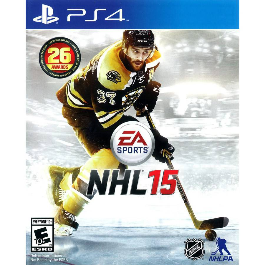 NHL15 (PS4) - Pre-Owned