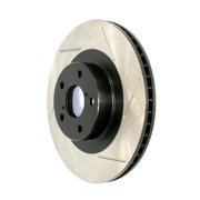 StopTech 126.34072CSL StopTech Sport Rotors; Cryo Slot; Rear Left; 13.58 in. Dia.; 2.49 in. Height;