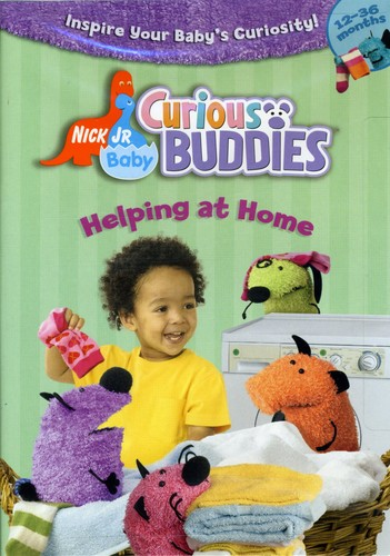 Curious Buddies: Helping at Home by PARAMOUNT HOME VIDEO
