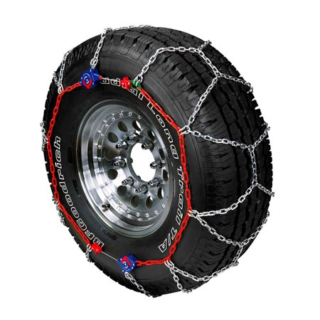 Auto-Trac 2300 Series Tightening and Centering Winter Snow Tire Traction (Trac Traction Pads)