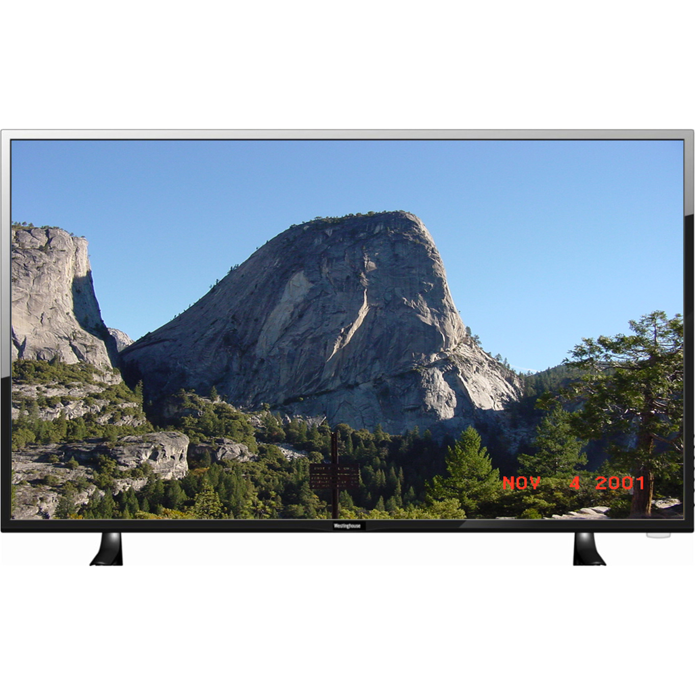 Refurbished Westinghouse 42'' Class FHD (1080P) Smart LED TV (WD42FB2680)