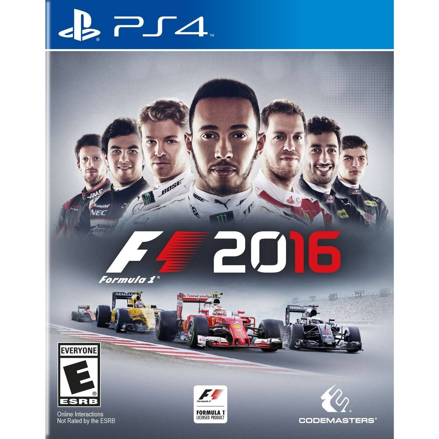 F1 2016 - Pre-Owned (PS4)