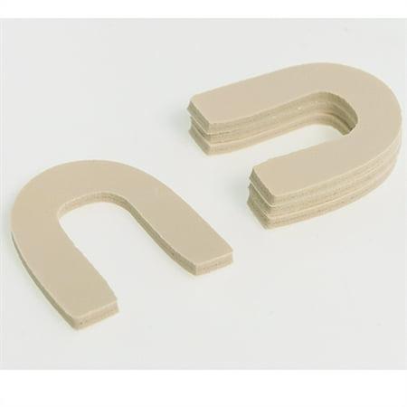 76t Spur - Moore Medical Heel Spur Pads Adhesive Foam 1/4