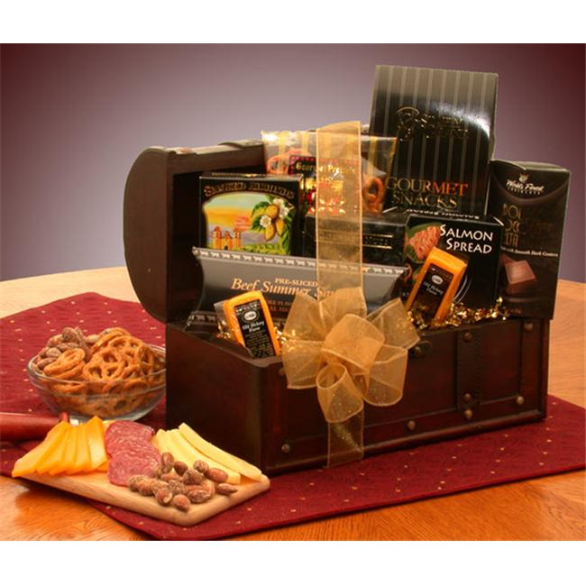 The Gourmet Connoisseur Gift Chest- 810402