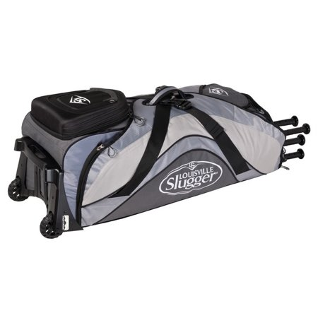 Louisville Slugger Baseball Softball Series 9 Rig Wheeled Player Bag Ebs914 Rgpl