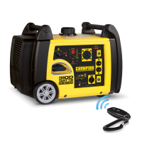 Champion 75537i 3100-Watt RV Ready Portable Inverter Generator with Wireless Remote Start