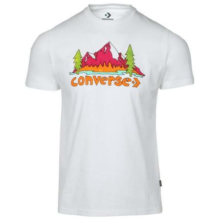 Converse Men's Mountain Graphic Tee - Converse Boys Sale