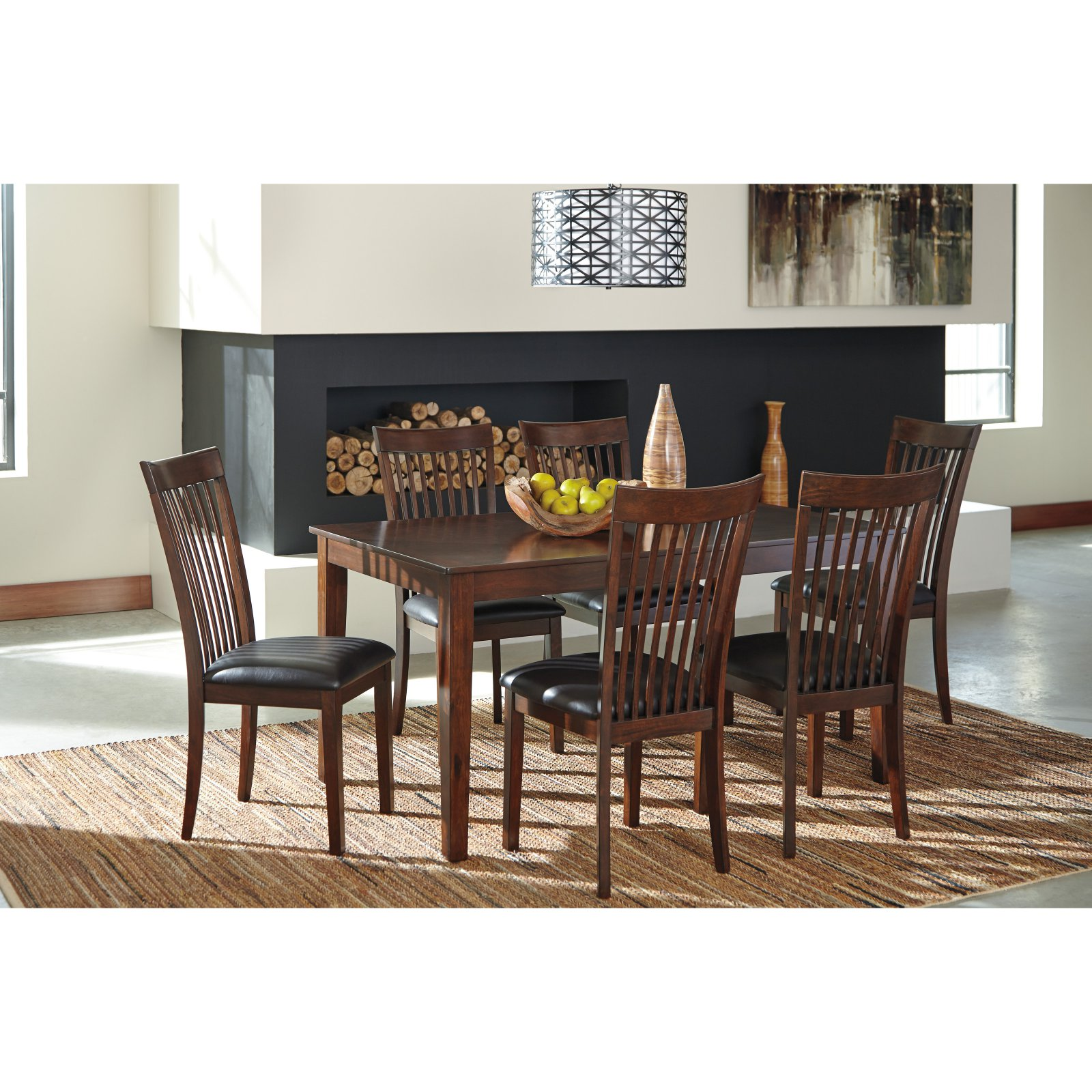 Signature Design By Ashley Mallenton 7 Piece Dining Table Set Part 64