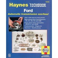 ford automatic transmission rebuild manuals